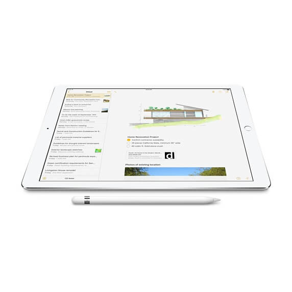Apple Pencil para el iPad Pro